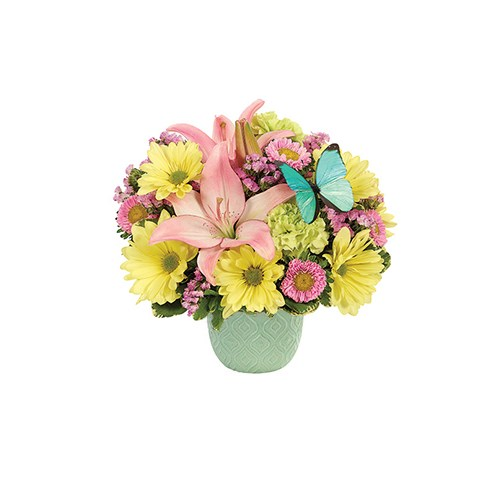 springtime-delight-flower-vase