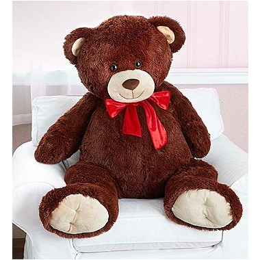 brown-bear-with-red-bow-for-mother-s-day-May-13