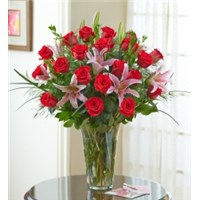 Flowerama-2-Dozen-Premium-Red-Roses-with-Lilies